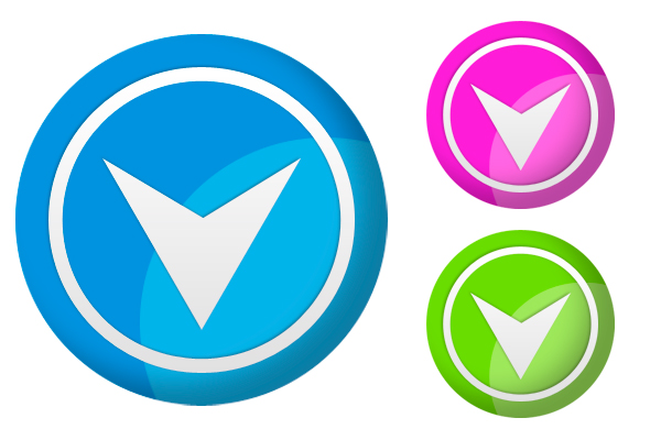 Botón de descarga para página web