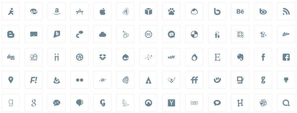 ¡Crea diversos iconos para tu web!