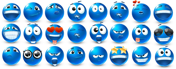 Descarga todo tipo de emoticones gratis