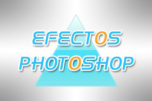 Efecto de texto sencillo en Photoshop