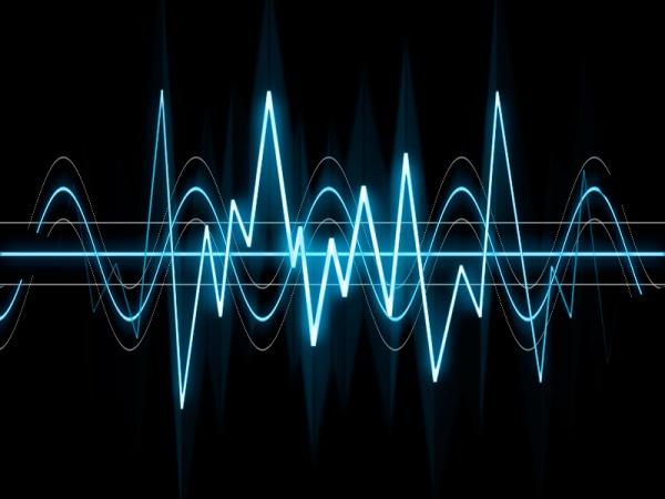 Rayos y ondas de electricidad