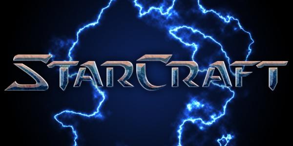 Texto Starcraft en Photoshop