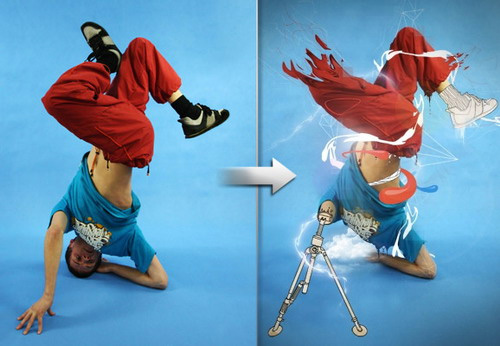 Tutoriales de Photoshop