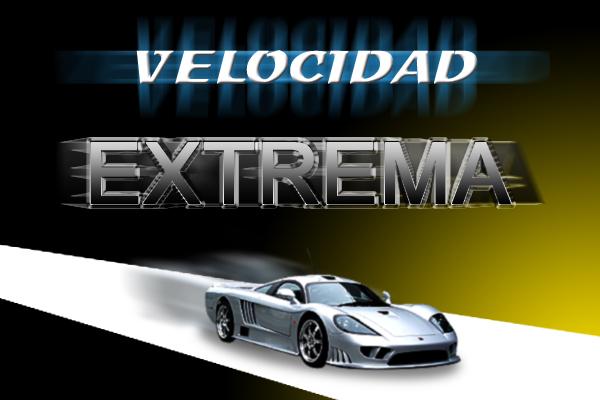 Velocidad extrema