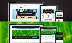 14 Plantillas Responsive HTML5 y CSS3