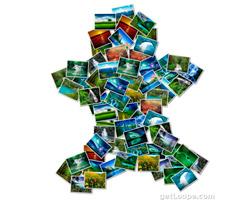 Crea collage con diversas formas