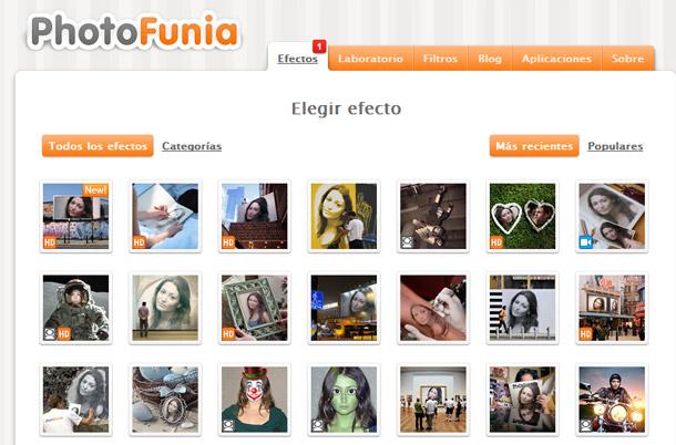 Photofunia Photo Collage Maker - Funphotobox photo funia