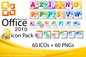 Paquete de iconos de Microsoft